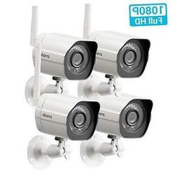 Outdoor Security Camera , 1080p Full HD Wireless Cameras for