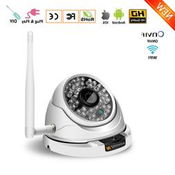 1080P HD Home Security Cameras IP Wireless Surveillance CCTV