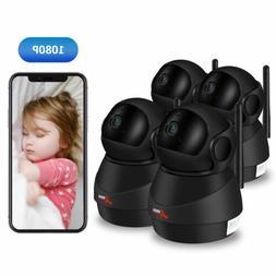 ANRAN Pan/Tilt HD 1080P Wireless Security Camera 2Way Audio