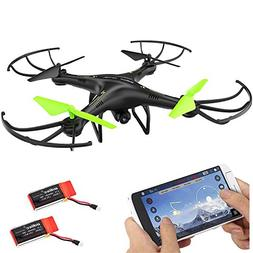 Cheerwing Petrel U42W Wifi FPV Drone 2.4Ghz RC Quadcopter wi