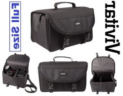 Photo-Video Versatile Camera Bag For Nikon D700 D100 D200 D8