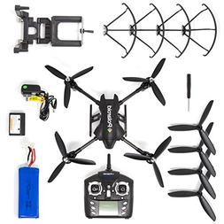 Polaroid PL2400 Quadcopter Drone With 720p HD Camera And Wi-