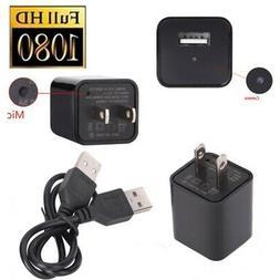 Plug Hidden Small Home HD Cameras Wireless IP Network Monito