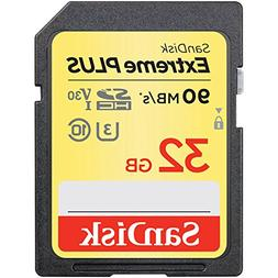 Sandisk Extreme Plus Sdhc UHS-I Card