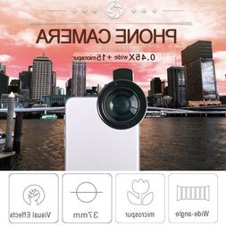 Professional HD Camera Lens Kit for iPhone 6s / 6s Plus / 6