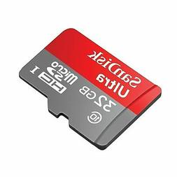 Professional Ultra SanDisk 32GB MicroSDHC Card for GoPro HD