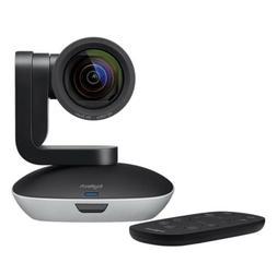 New Logitech PTZ Pro 2 1080P Conference Web Camera Pan/Tilt