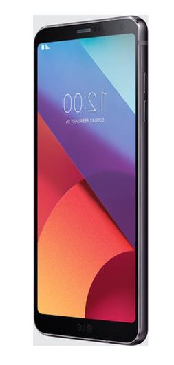 LG Q6 - 32 GB - Unlocked  - Platinum - Prime Exclusive - wit