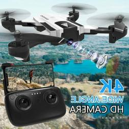 rc drone with wifi fpv hd 4k