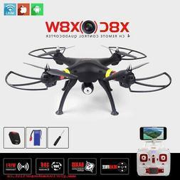 RC Drone SYMA X8W FPV WIFI HD Camera 3.7V 2.4Ghz Quadcopter