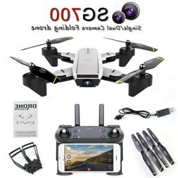 RC FPV Foldable Drone Quadcopter with Hd Camera Gesture Phot