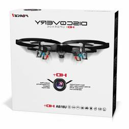 Remote Control Drone With Camera – U818A Discovery Hd Came