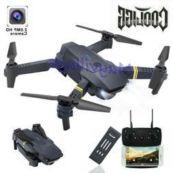 Cooligg S168 FPV Wifi HD Camera Drone Aircraft Foldable Quad