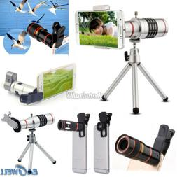 For iPhone Samsung 8X 10X 12X 18X Zoom HD Camera Lens Telesc