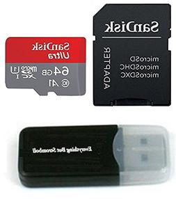 Samsung Galaxy S9 Memory Card SanDisk 64GB Ultra Micro SD SD