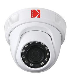 Kodak SCK-6001 2MP HDCVI IR Eyeball 20M Security Camera, Whi