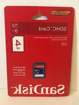 SDISDB4096A11 - Sandisk SDHC Memory Card