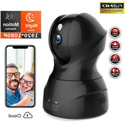 Security Cameras Pet Baby Cameras Wireless WiFi IP Camera HD