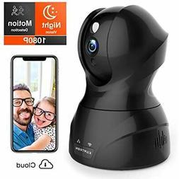 Security Camera 1080P WiFi Pet Camera - KAMTRON Wireless Ind