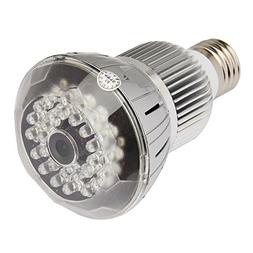 Hot Sell HD 1080P Wide Angle Home Security CCTV Lamp IP Came
