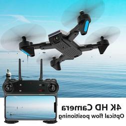 SG700-D RC Drone 4K HD FPV Dual Cameras Optical Flow Quadcop