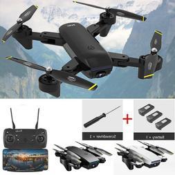 SG700-D RC Quadcopter with HD 4K FPV Dual Camera Optical Flo