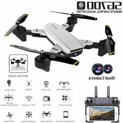 SG700 Remote Control Quadcopter Foldable RC Drone 2.4G 4CH 6
