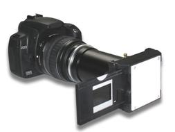 Polaroid HD Slide Duplicator With Macro Lens Capabilty For S
