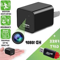 Spy Camera - Hidden Camera - Motion Detection - HD 1080P - U