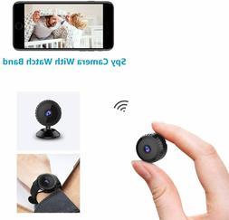 Spy Camera Wireless Hidden Wifi Cameras,1080P HD Smallest Mi