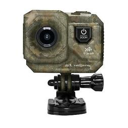 Spy Point XCEL 4K Hunt Action Cam; Camo