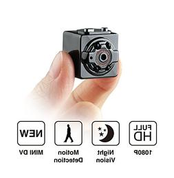 Borme SQ8 Mini DV Camera 1080P Full HD Car Sports IR Night V