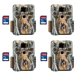 Browning Trail Cameras Strike Force Pro 18MP Game Cameras, 4