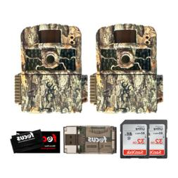 Browning Trail Cameras Strike Force HD MAX 2-Pack w/ 32GB SD