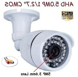 """Sunvision AHD 5.0MP 1/2.7"""" Effie 36IR 5MP Lens In/outdoor Ni"""