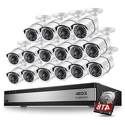 surveillance system dvr hybrid recorder