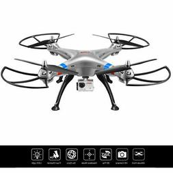 Syma X8HG 2.4G 4CH 6-Axis Gyro RC Quadcopter Drone HD Camera