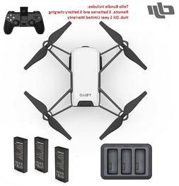 RYZE Tello Intelligent Drone with 5MP 720p HD Camera, Smartp