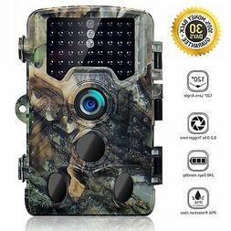 SOVACAM Trail Camera, 16MP HD Photos and 1080P HD Videos Hun
