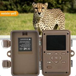 Trail Game Cameras HD 1920 x 1080P Hunting Cameras Scouting