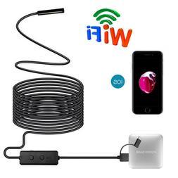 Type C Micro USB WIFI 4 in 1 Endoscope Waterproof HD Camera