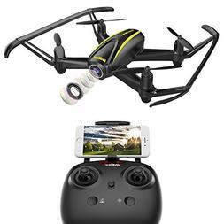 DROCON U31W Navigator FPV Drone for Beginners with 2MP HD WI