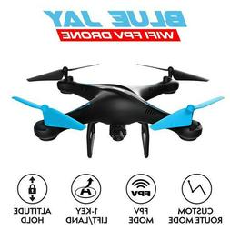Force1 U45W Blue Jay Wifi FPV HD Camera Helicopter Drone NEW