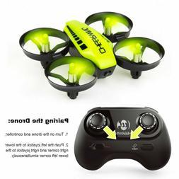 CW10 Mini RC Drone Wifi FPV RC Quadcopter Altitude Hold Mode