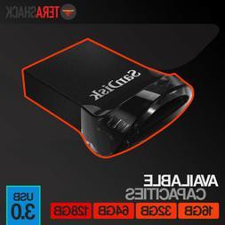 SanDisk Ultra Fit USB 3.0 16GB 32GB 64GB 128GB Flash Drive T