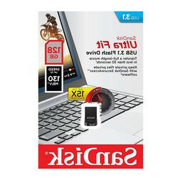 SanDisk 128GB Ultra Fit USB 3.1 Flash Drive - SDCZ430-128G-G