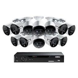Lorex 4K Ultra HD 16 Channel Security System with 3TB HDD DV