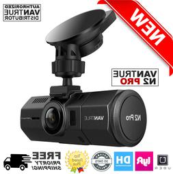 UPGRADED Vantrue N2 PRO-Dual Dash Cam-Infrared Night Vision