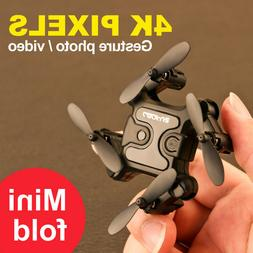 4DRC-V2 Mini Drone Selfie WIFI FPV With HD Camera Foldable A