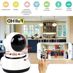 V380 HD Wifi Wireless IP Camera Surveillance CCTV Cameras Ba